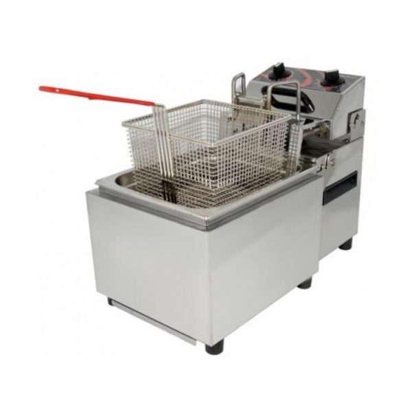 Woodson Auto Lift Fryer - W.FAS80