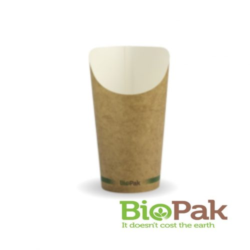 BioPak BioCup Chip Cup 12oz 355ml - BP3445715