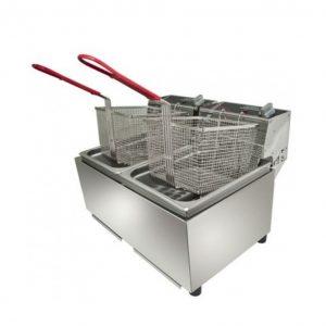 Double Pan Fryer - W.FRT50