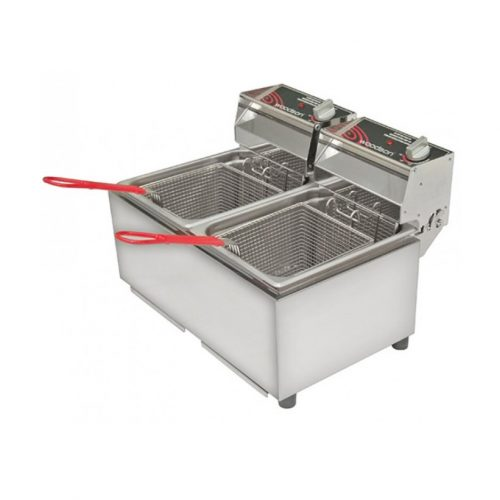 Double Pan Fryer - W.FRT50