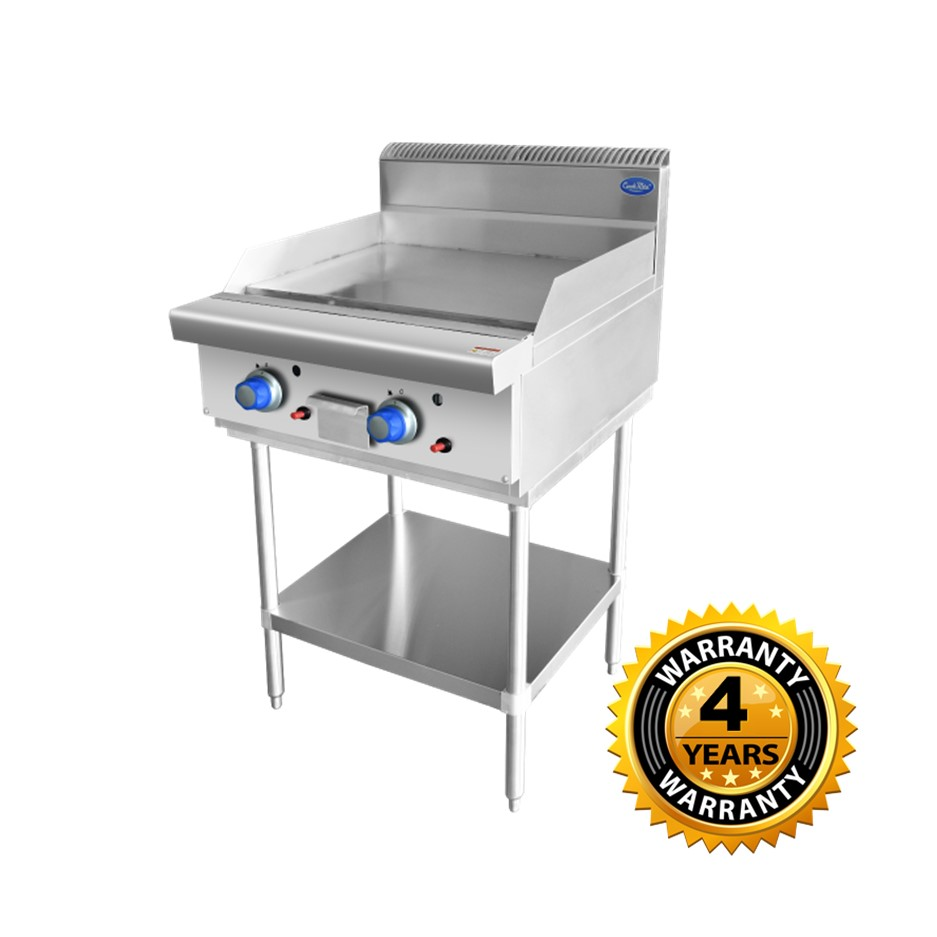 Cookrite Gas Hotplate 600mm - AT80G6G-F