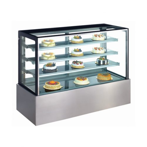 Exquisite Cold Cake Display Cabinets - CDC1200