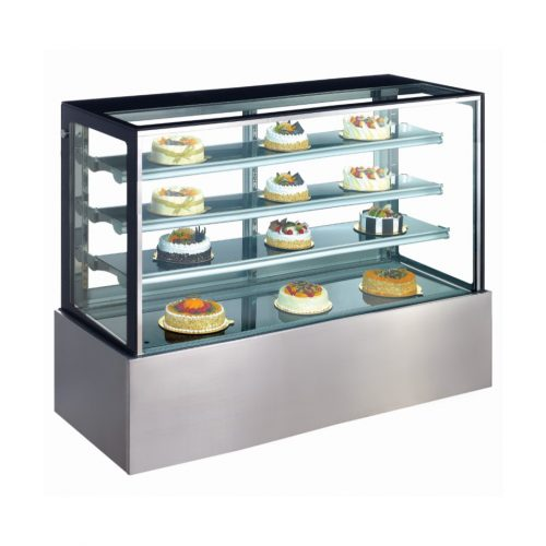 Exquisite Cold Cake Display Cabinets - CDC1500