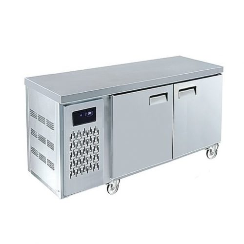 Dual UnderCounter Chiller and Freezer - DCF1200SD