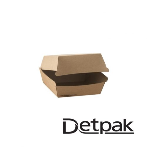 Detpak Go Burger Box Regular - DP3415492