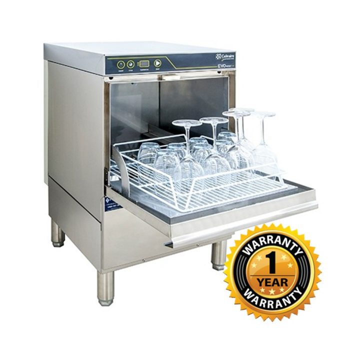 Culinaire High Performance Glasswasher - EVO40ST