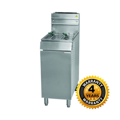Fuoco Gas Deep Fryer - FGF4