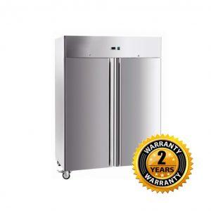 Exquisite Upright 2 Solid Door Freezer - GSF1410H
