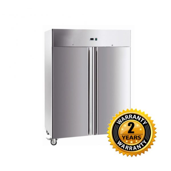 Exquisite Upright 2 Solid Door Freezer - GSF1410H