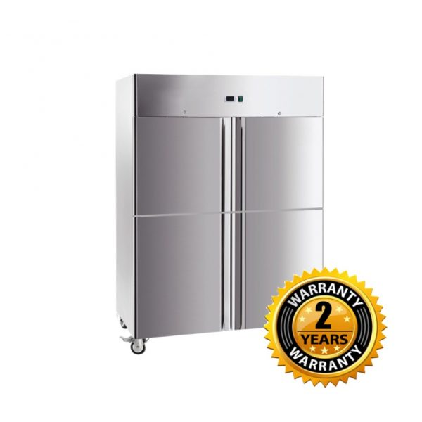 Exquisite Upright Split Door Freezer - GSF1412H