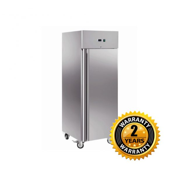 Exquisite Upright Single Solid Door Freezer - GSF650H