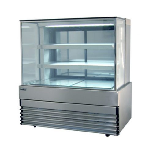 Square Glass Display Cabinet - KT.SQRCD.12