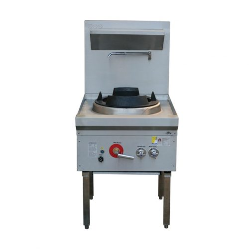 Waterless Single Burner Wok - LKK-1B