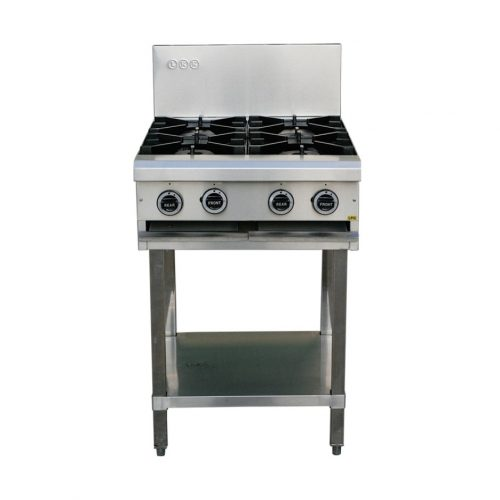 Gas Open Burner Cooktop - LKKOB4