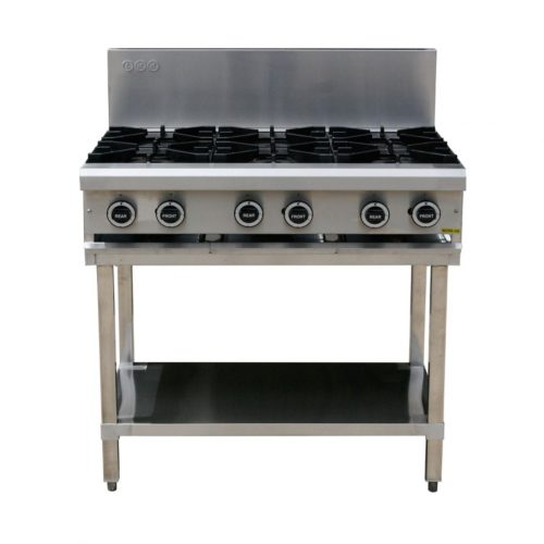 Gas Open Burner Cooktop - LKKOB6