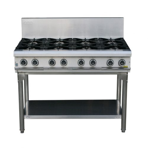 Gas Open Burner Cooktop - LKKOB8D