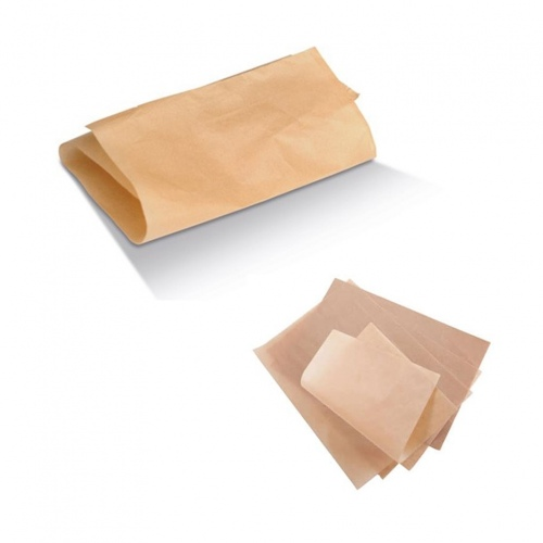 Natural Greaseproof Paper - Full Cut 410x660mm