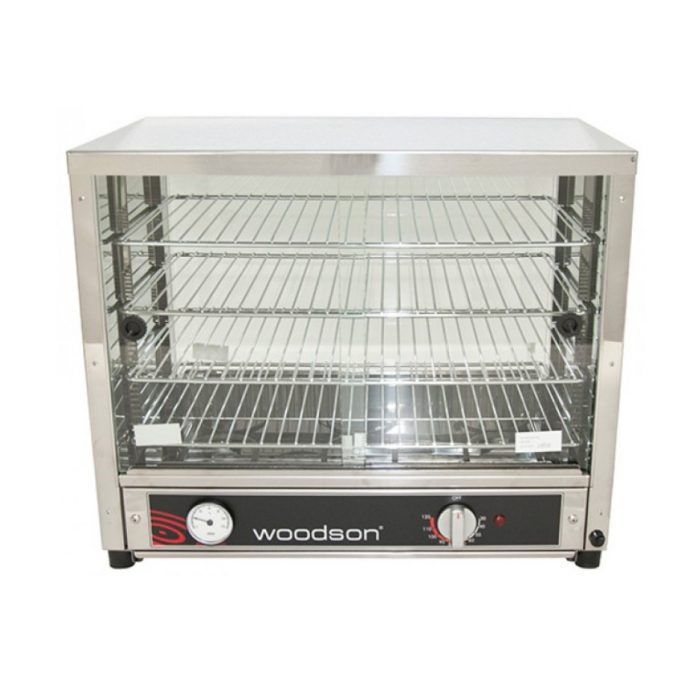 Woodson 50 Pie and Food Display - W.PIA50G