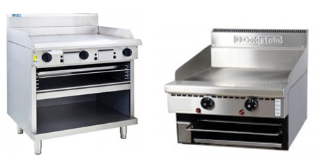 Grill Hotplate Toaster