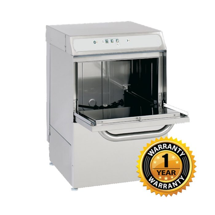 Brillar Glass Washer With Electronic Control Panel - HITECH-GW