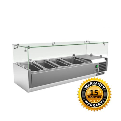 Exquisite Ingredient Countertop Chillers - ICT1200