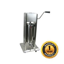 Atlanta 5lt Vertical Sausage Filler - AT5V