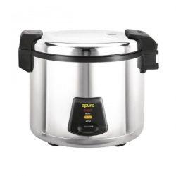 Apuro 6Ltr Rice Cooker - J300-A