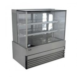 Square Glass Display Cabinet - KT.SQRCD.12