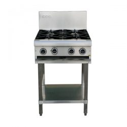 LKK Gas Open Burner Cooktop - LKKOB4D