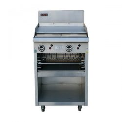 LKK Gas Griddle Toaster - LKKOB4B+T