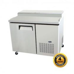 Snowman Single Door Salad/Pizza Prep Bench - SLB-1118