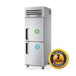 Skipio Combination Fridge & Freezer - SRFT25-2