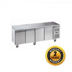 Exquisite Underbench Chiller with Solid Doors - USC550H