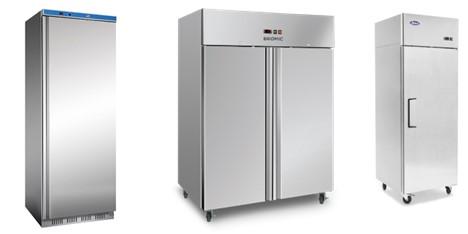 Upright Solid Door Freezer